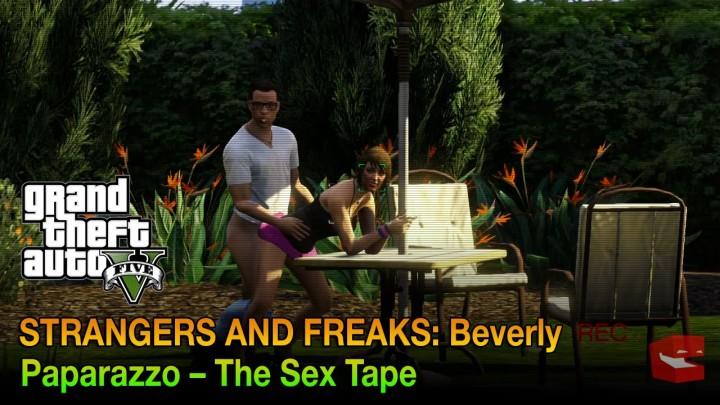 Видео гта 5 новая секс