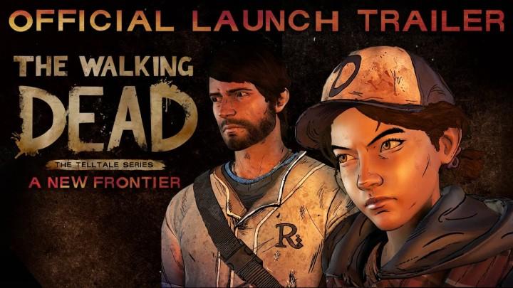 скачать игру на андроид The Walking Dead A New Frontier - фото 7