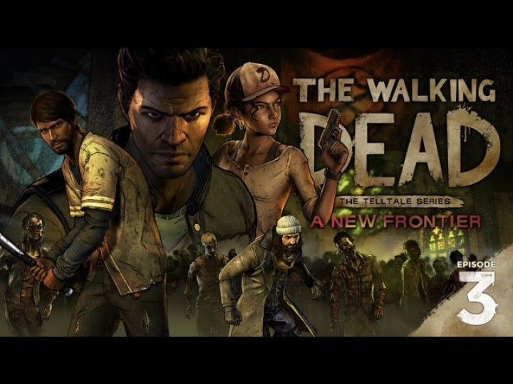 скачать игру на андроид The Walking Dead A New Frontier - фото 9